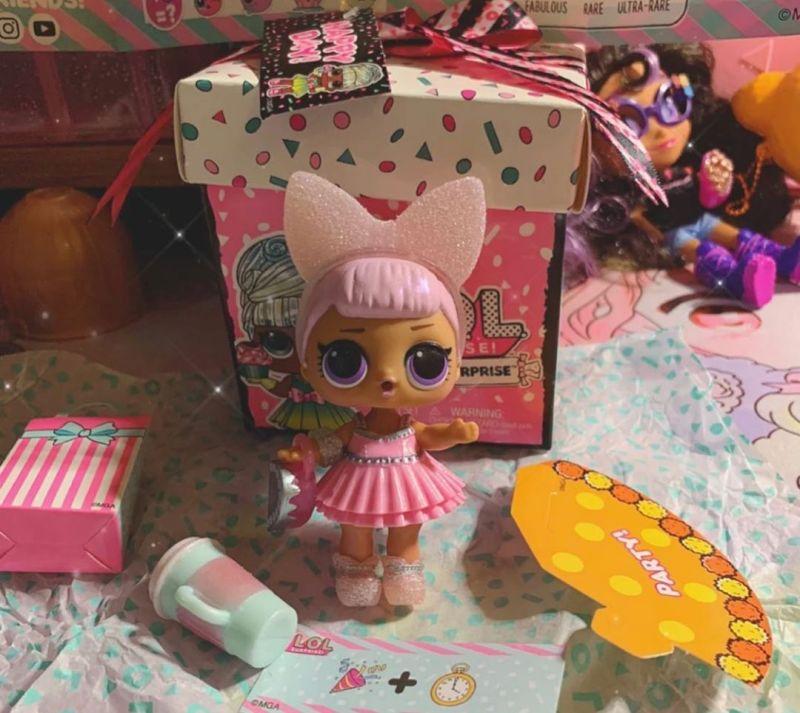Pearl Q.T. doll 2020