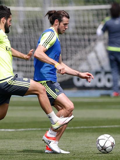 Bale botas final Champions