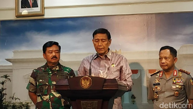 Presiden Jokowi Minta Bangunan Rusak Akibat Rusuh di Papua Diperbaiki