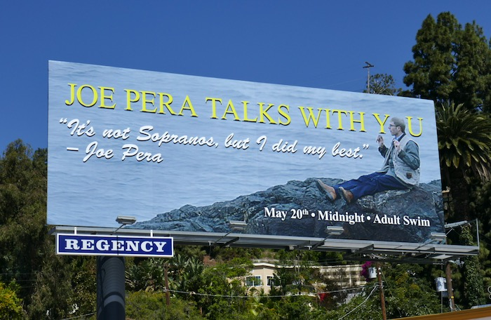 Joe Pera Talks With You season 1 billboard