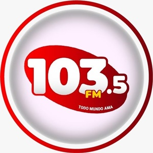 Ouvir agora Rádio 103 FM 103,5 - Luziânia / GO