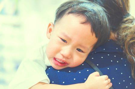 Fussy child due to Abdominal migraine, do 5 things