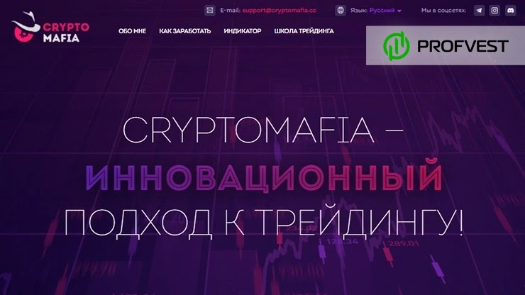 Crypto Mafia обзор и отзывы проекта