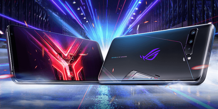 Asus Unveiled ROG Phone 3 With 8k Video Recording, 64MP Camera, 6000mAh Battery