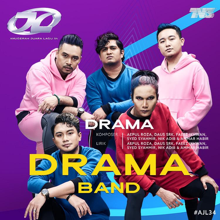 drama band ajl34