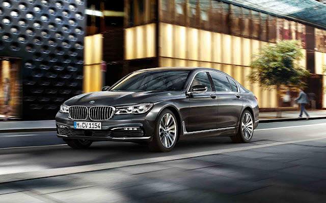 بى ام دبليو  الفئة السابعة BMW 7 Series