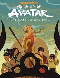 Nickelodeon Avatar: The Last Airbender - Team Avatar Tales
