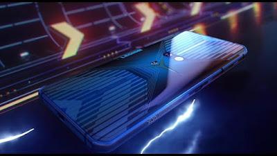 هاتف Lenovo Legion gaming phone مخصص للألعاب
