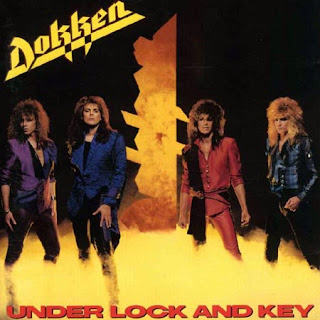 """Ο δίσκος των Dokken """"Under Lock and Key"""""""