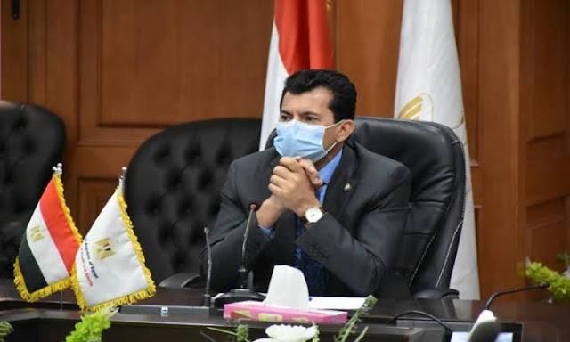 الدكتور أشرف صبحي يدشن مهرجان TALENTبالعربي بالتعاون مع جامعة الدول العربية