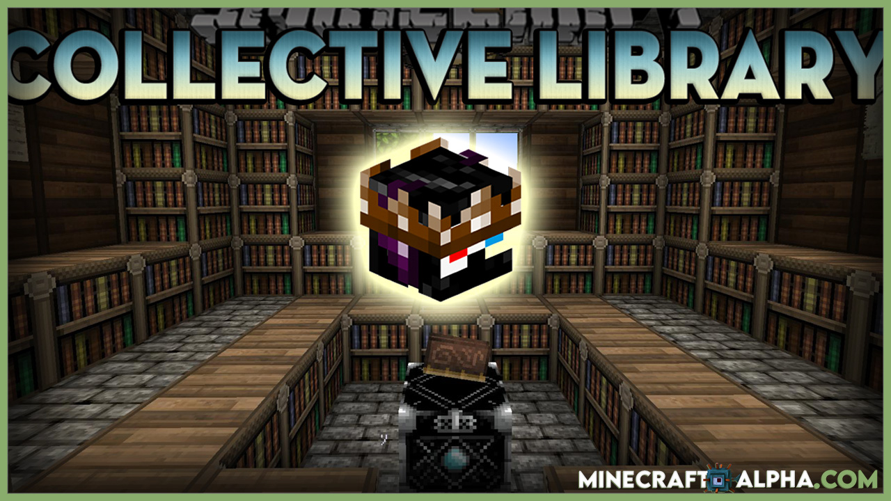 Minecraft Collective Library 1.17.1 (Library for Serilum's Mods)