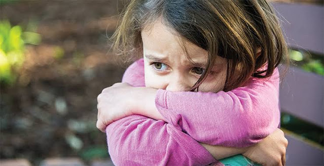 No need to panic, what to do if you have a shy child