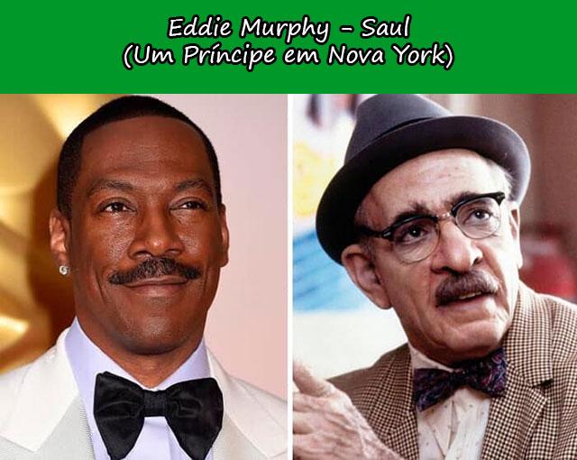 Eddie Murphy - Saul (Um Príncipe em Nova York)