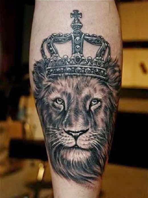 Tatuajes Del Poderoso Leon Un Rey De Los Tatuajes Belagoria La