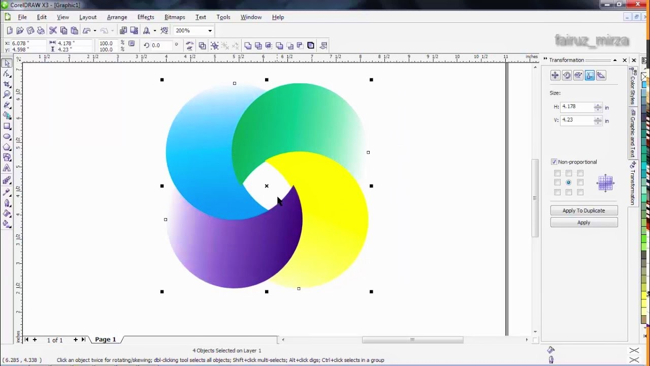 CorelDRAW X3 Full Version