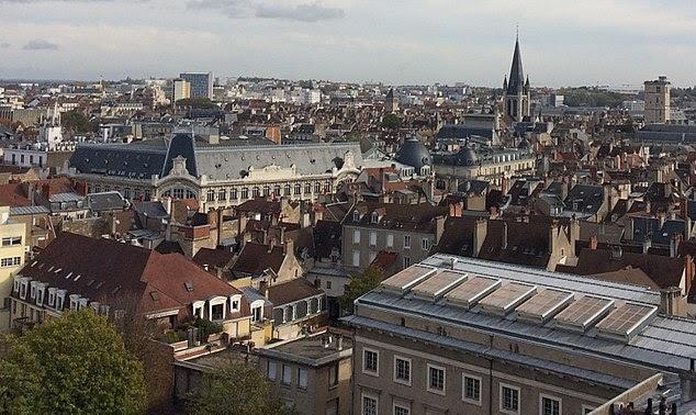 Dijon, Bourgogne-Franche-Comté