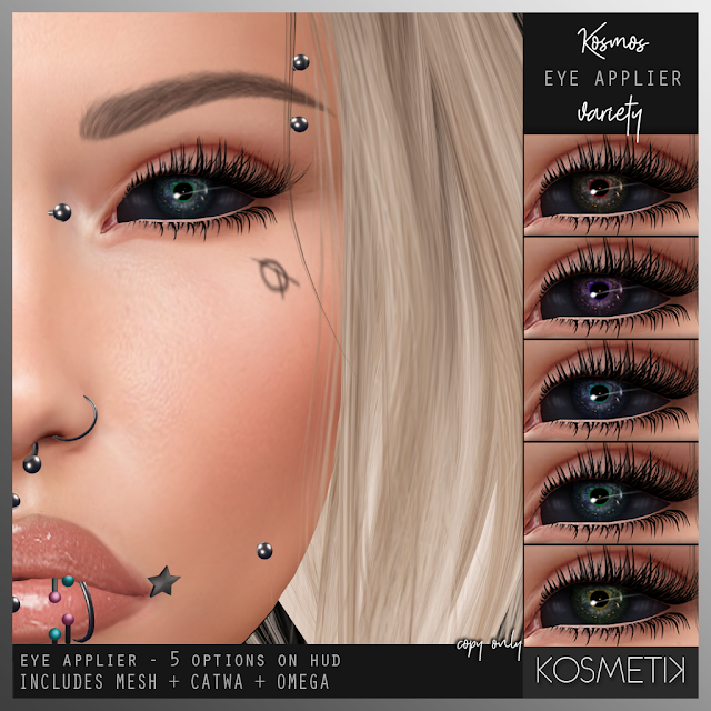 KOSMETIK New Release - Kosmos Eyes