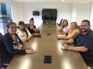 Miracatu presta agradecimentos às médicas cubanas do Programa Mais Médicos