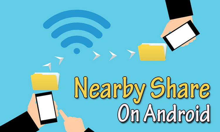 Google launches Nearby Share