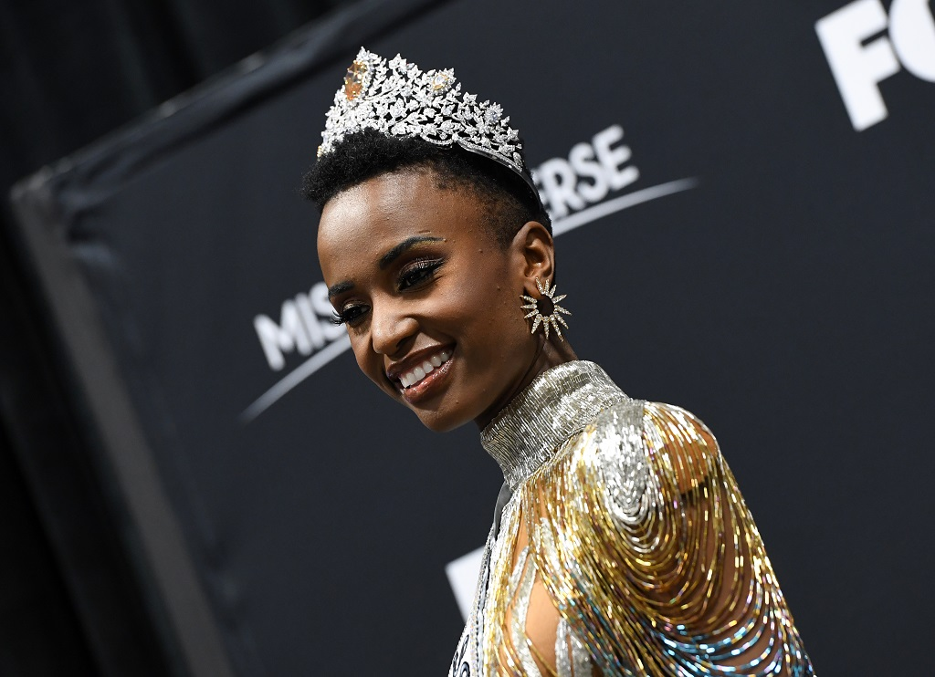 CNN's African Voices Changemakers Meets Miss Universe, Zozibini Tunzi