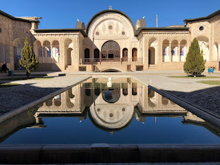Tabatabaei Historical House is one of the most popular attractions of Kashan. Being built in the 19th century, this house is an outstanding reflection of the lifestyle of Kashan wealthy families. Tabatabaei House demonstrates all the typical features of Persian architecture and is a must-see while visiting Kashan.
