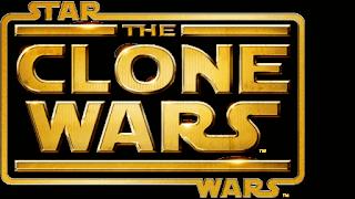 Star Wars The Clone Wars Animated Series Logo