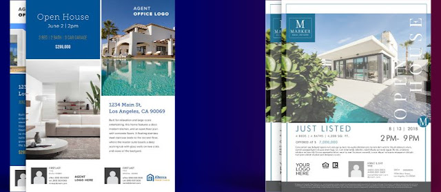 realtor how to get leads real estate brochures property agent print advertising