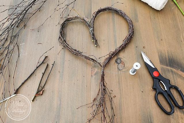 Dekoherz aus Zweigen formen