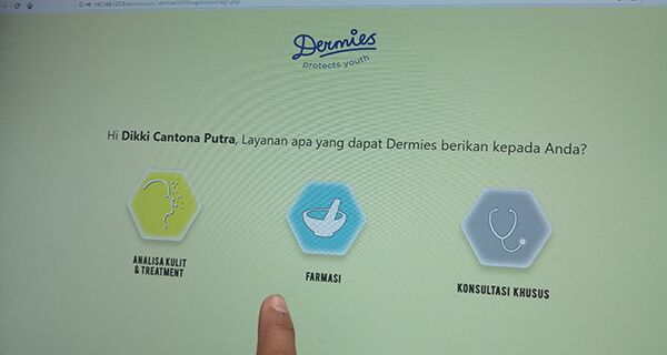 klinik perawatan wajah Dermies_1