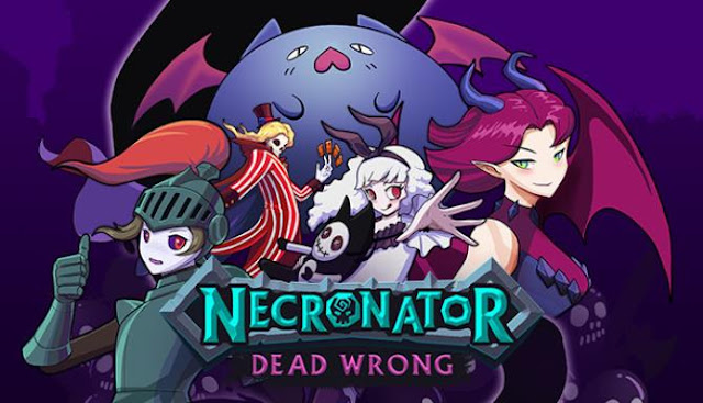 Necronator Dead Wrong is a comedy strategy game where you need to create and manage an army in order to capture an entire alliance.