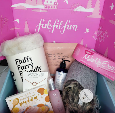 Review: FabFitFun Winter Box 2019