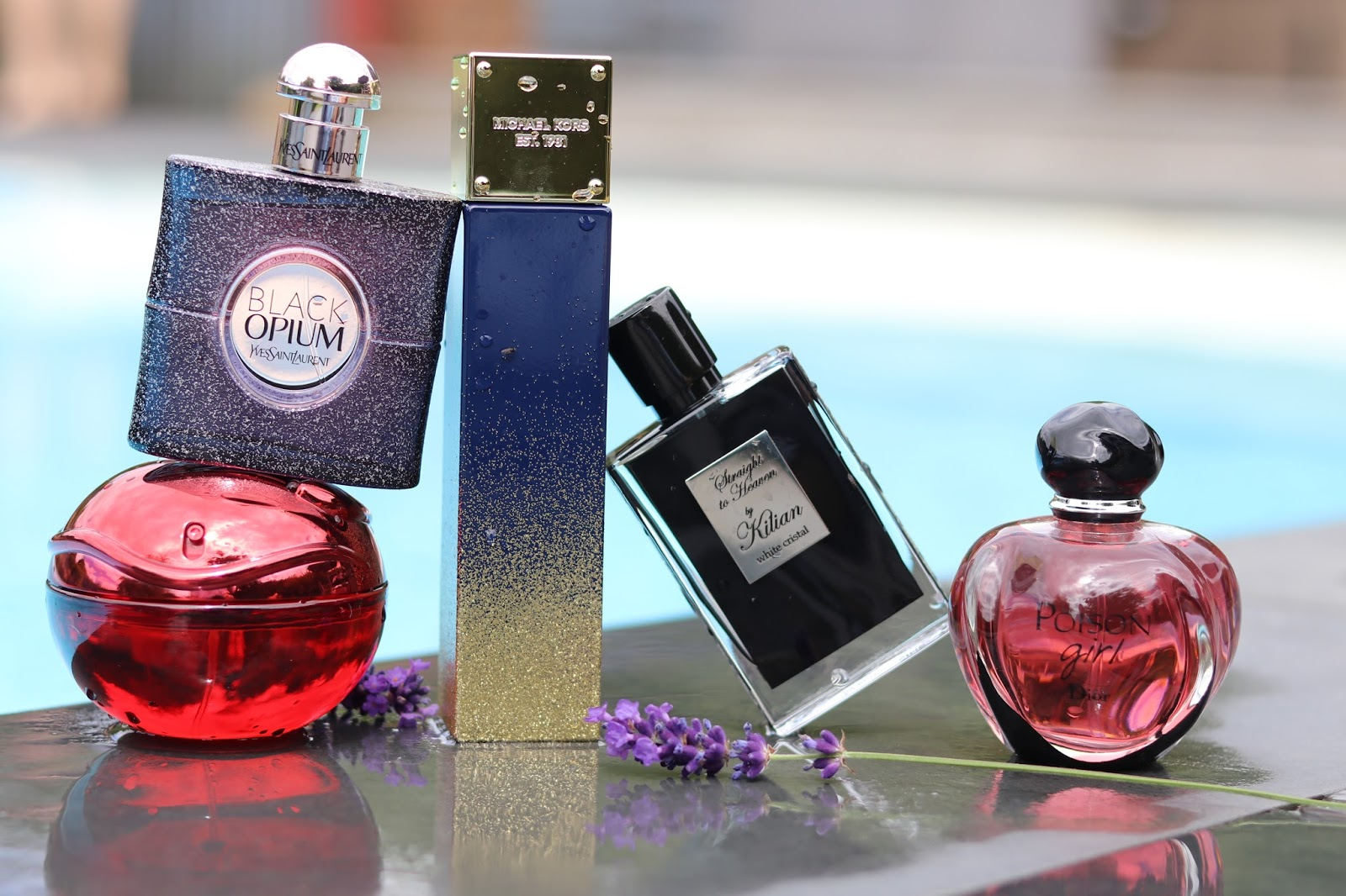 Top 5 Summer Evening Fragrances