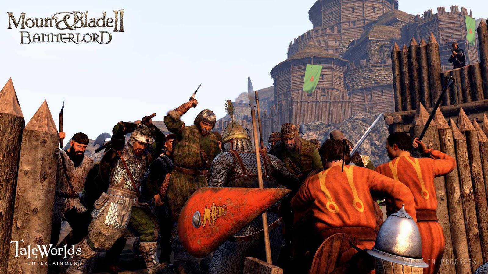 المرجعة الشاملة للعبة Mount and Blade II Bannerlord