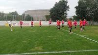Final de tur de campionat pentru Pisicile Rosii in Liga a 2-a la fotbal feminin!