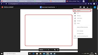cara memasukkan file word ke blog
