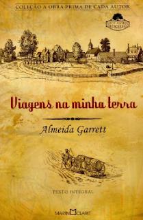 VIAGENS NA MINHA TERRA - Almeida Garrett