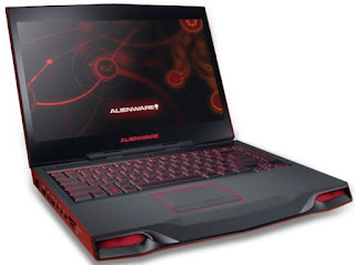 Kelebihan Laptop Dell Alienware M14x