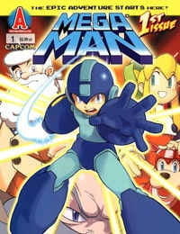 Mega Man (2011) #31