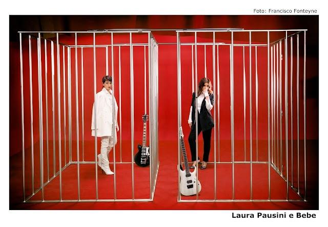 """Laura Pausini surpreende com nova versão de """"Verdades a Medias"""", com a participação da espanhola Bebe"""