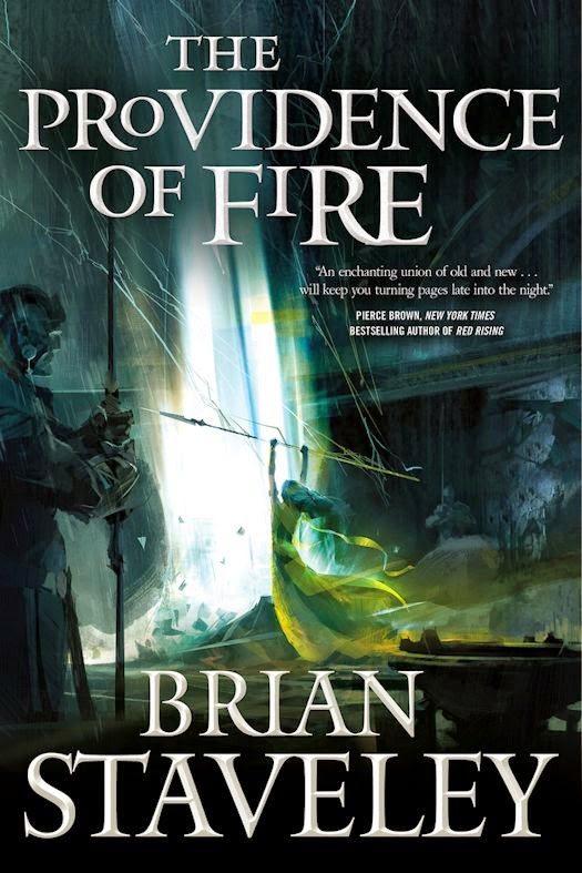 Review: The Providence of Fire by Brian Staveley