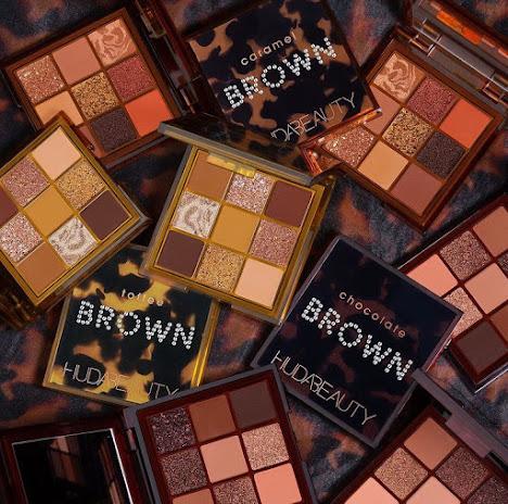 Huda Beauty  Brown Obsession The Tortoise Kolekcja