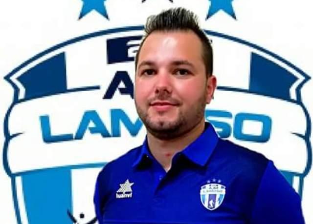 AF Porto: Lamoso apresenta treinador