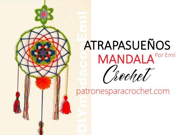tutorial-atrapasueños-crochet-ganchillo-mandala