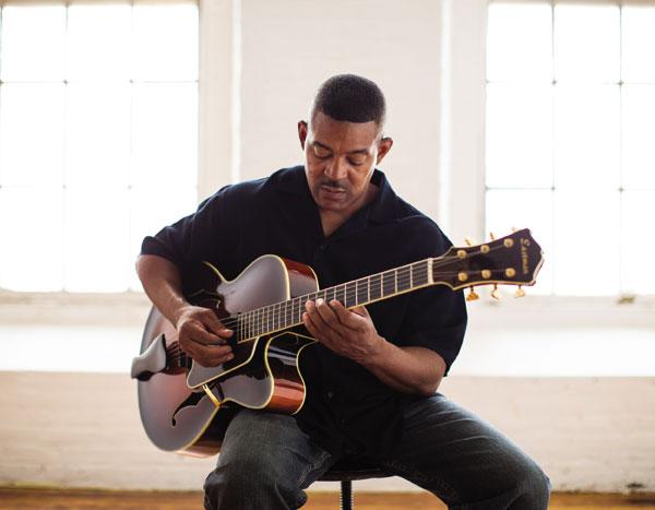 Ronny Smith, Contemporary Jazz Guitarist, Baltimore, Maryland