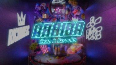 Arriba Lyrics - Sech Ft. Farruko