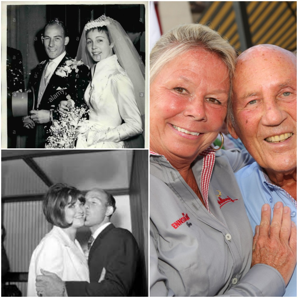 Stirling Moss wife