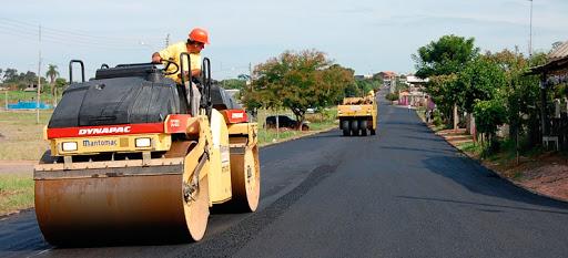 Governo do estado confirma assinatura de convênio com empresa para pavimentação asfáltica na área urbana de Óbidos.