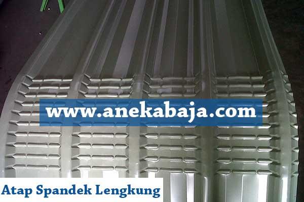 Harga Atap Spandek Lengkung Karawang