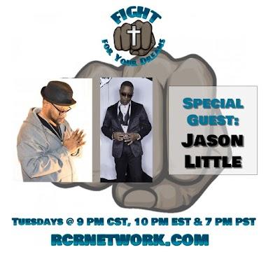 Special Guest: Jason Little