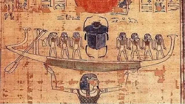 Ancient Egyptian Creation Myths